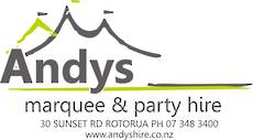 Andys marquee & party hire